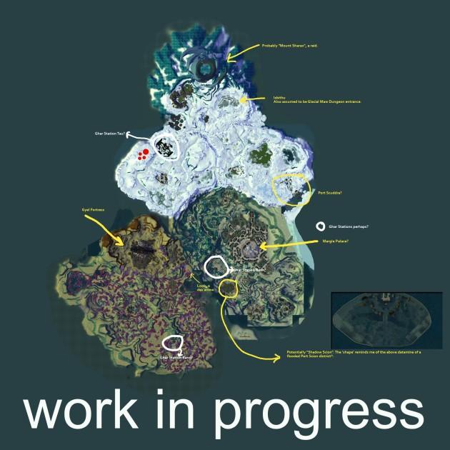3.0 Work in Progress Map 2
