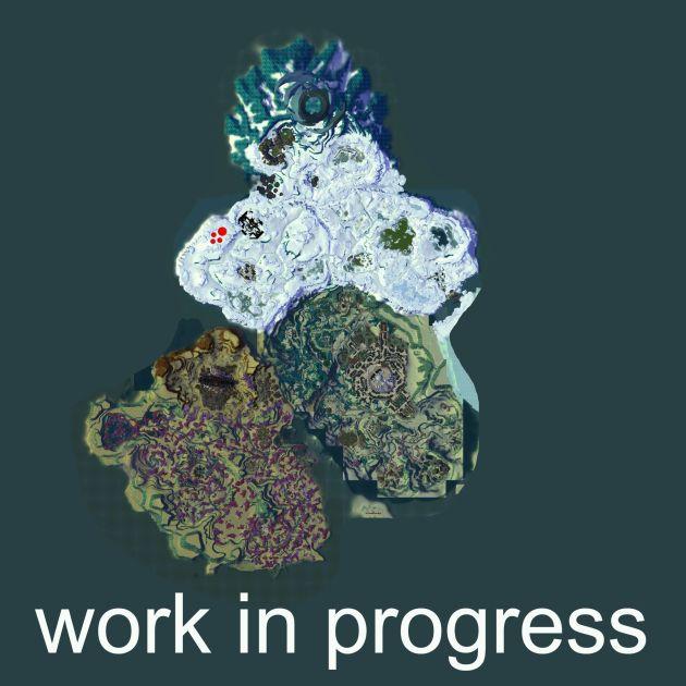 3.0 Work in Progress Map