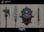 RIFT Defiant Weapons 1
