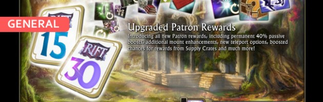 Patron Improved Benefits Feature Image