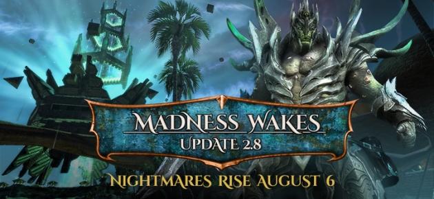 RIFT 2.8 Madness Wakes Promo Image
