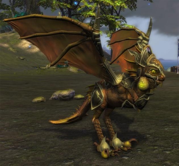 RIFT Beastmaster Combat Pet Monty