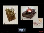 RIFT Infernal Dawn Totems Concept Art