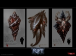 RIFT Infernal Dawn Shields Concept Art