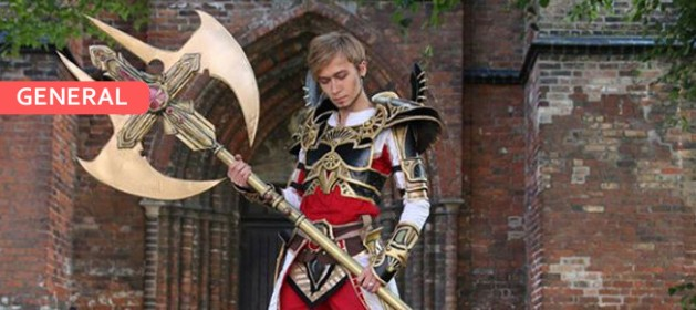 General Cosplay Hannes Schonian Feature Image