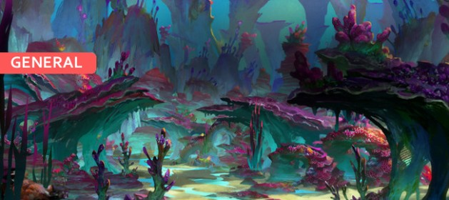 Goboro Reef Concept Art Feature Image