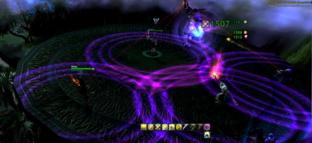 Nightmare Coast Dalraak the Shadowlord 3