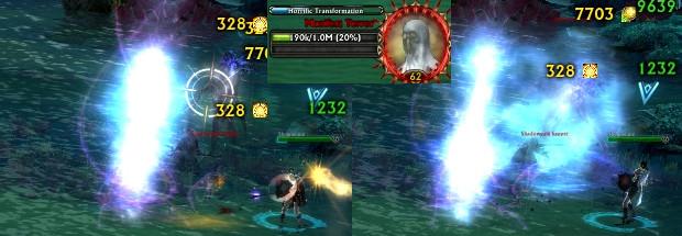 Nightmare Coast Lord Arak 1