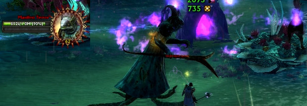 Nightmare Coast Lord Arak 2