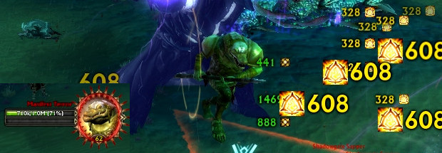 Nightmare Coast Lord Arak 7