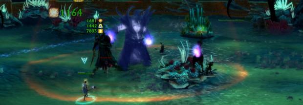 Nightmare Coast Lord Arak 9