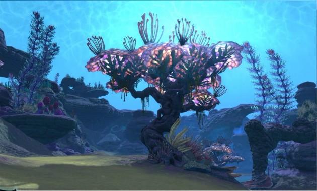 RIFT 3.0 Goboro Reef Scenery #1