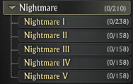 RIFT 3.0 Nightmare Rifts Achievements Grouped