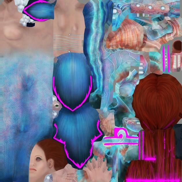 RIFT 3.0 Nightmare Tide Mermaid Skin