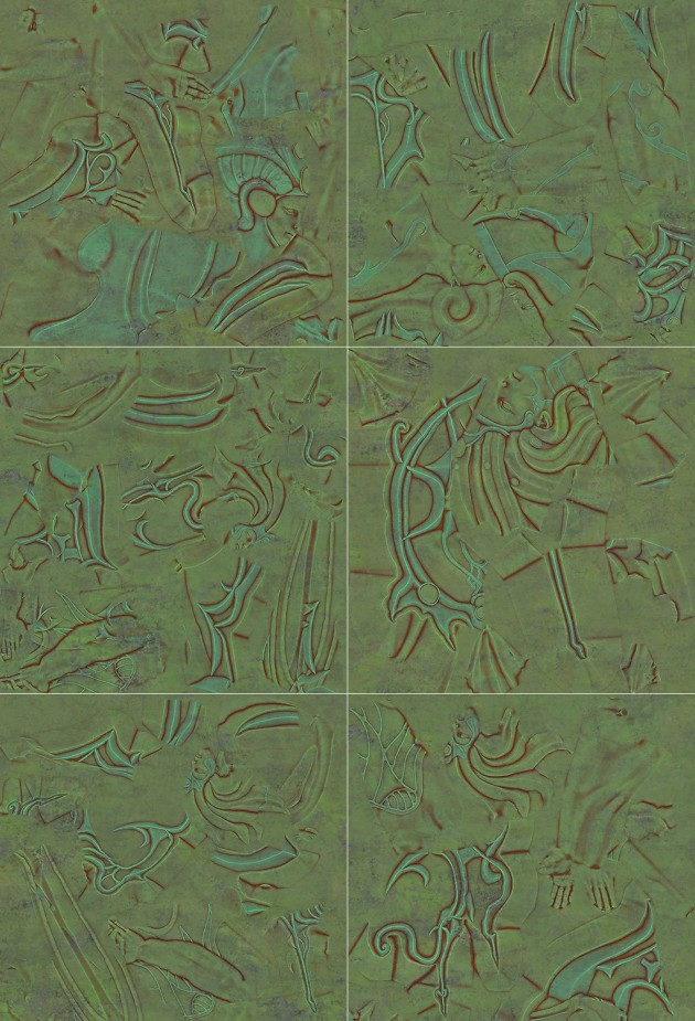 RIFT 3.0 Nightmare Tide Mermaid Wall Decor Skins