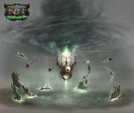 RIFT 3.0 Nightmare Tide Nightmare Rift