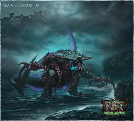 RIFT 3.0 Nightmare Tide Sea Colossus