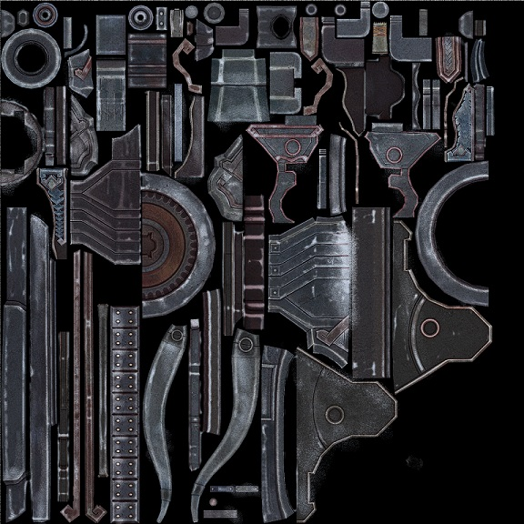 RIFT Datamined Mechanical Parts
