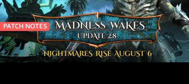 RIFT Patch 2.8 Madness Wakes Feature Image