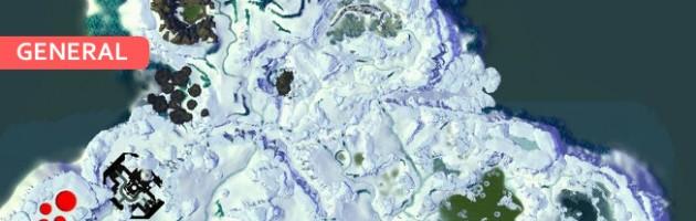 Tarken Glacier Feature Image