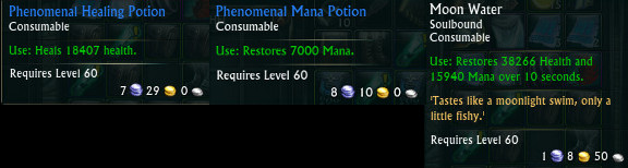 Boosted 60 Consumables