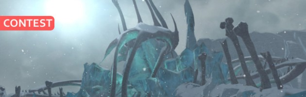 Contest Nightmare Tide Tarken Glacier Feature Image