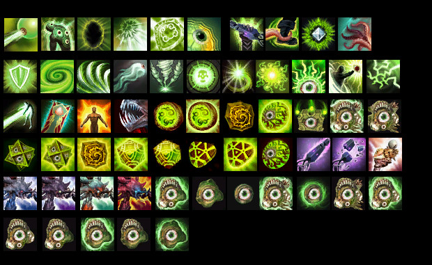 Dataming 10th Sept 2014 Icons