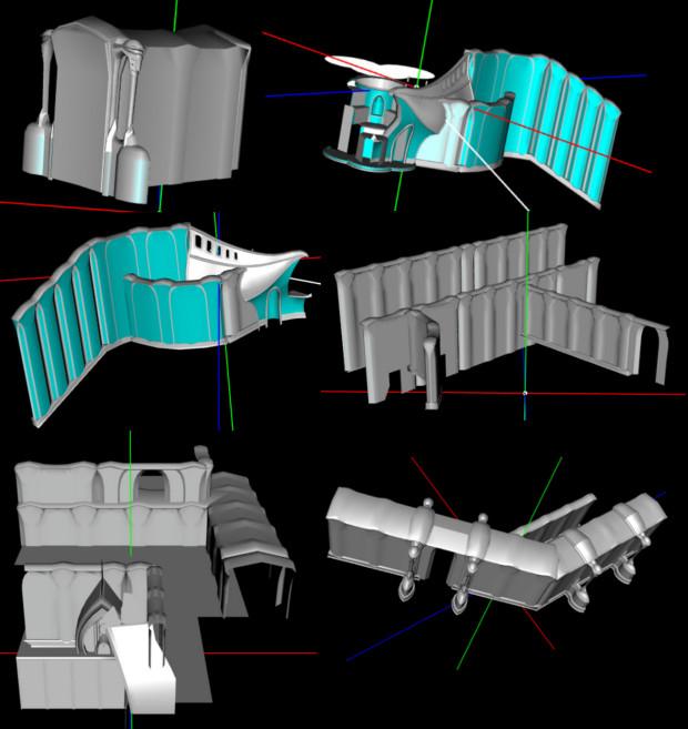 Datamining More Draumheim Models