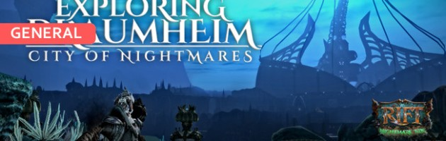 Exploring Draumheim City of Nightmares Feature Image