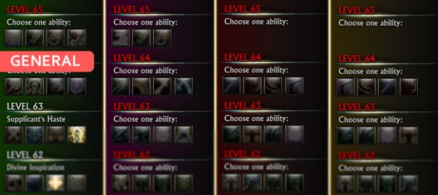 Masteries System Feature Image