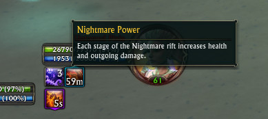 Nightmare Rift Nightmare Power