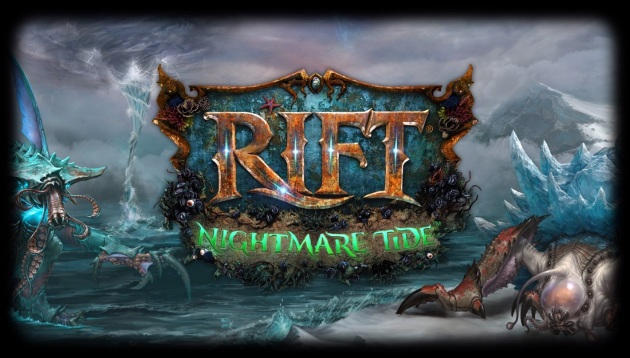 Nightmare Tide Opening Screen