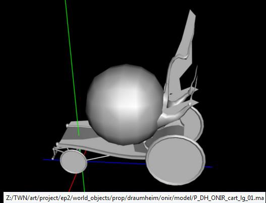 Onir Cart Model