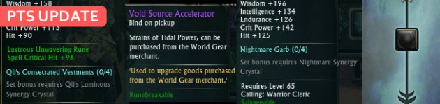 PTS Update 30th Sept 2014 Feature Image