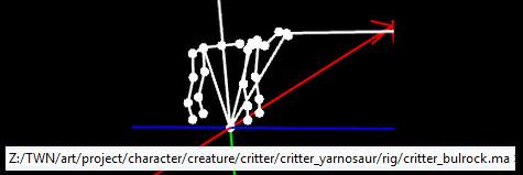 RIFT Nightmare Tide Bulrock Critter Rig
