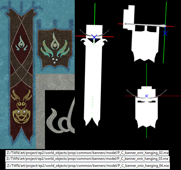 RIFT Nightmare Tide Onir Banners