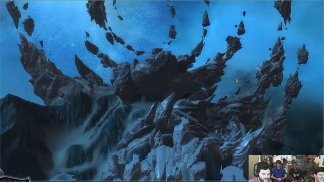 Tarken Glacier Scenery 2