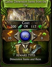 10hr Minion Adventure Card Aventurine Cost Up