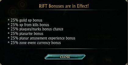 25% Bonuses