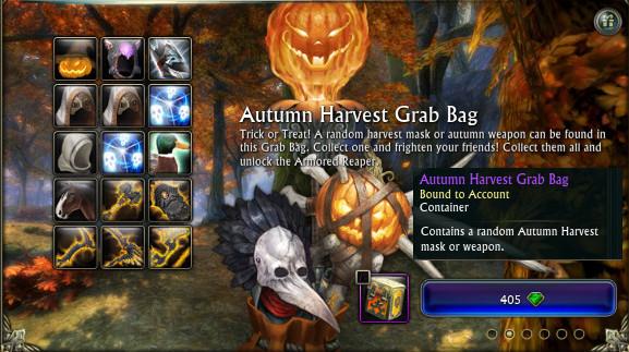 Autumn Harvest Grab Bag