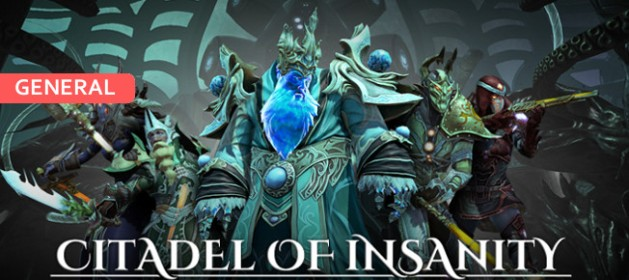 Citadel of Insanity Article Preview Feature Image