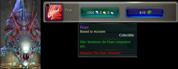 Flops Companion Pet