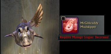 McGillicuddy Mudskipper Companion Pet