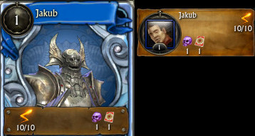 Minion Card Jakub