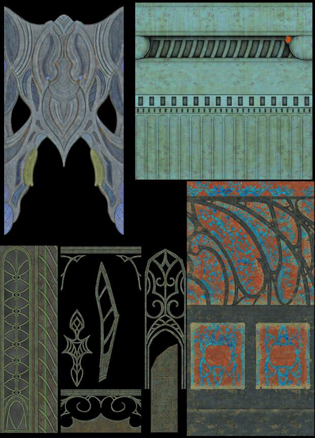 More Architecture Skins