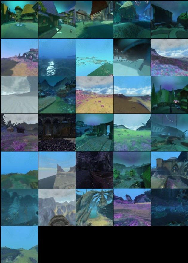 More Map Thumbnails