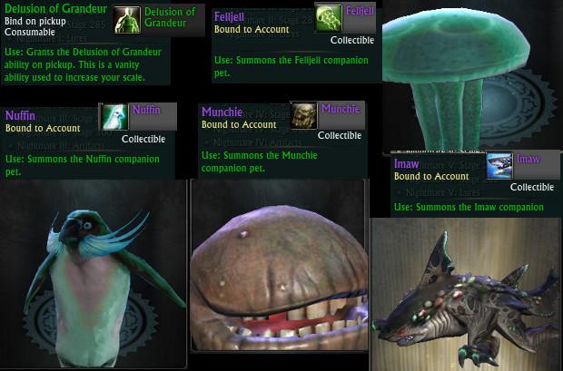 Nightmare Rift Master Achievement Rewards