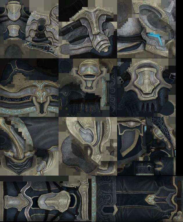 Nightmare Tide Armor Set 3 Skins 2