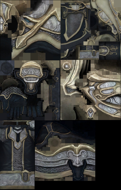 Nightmare Tide Armor Set 3 Skins