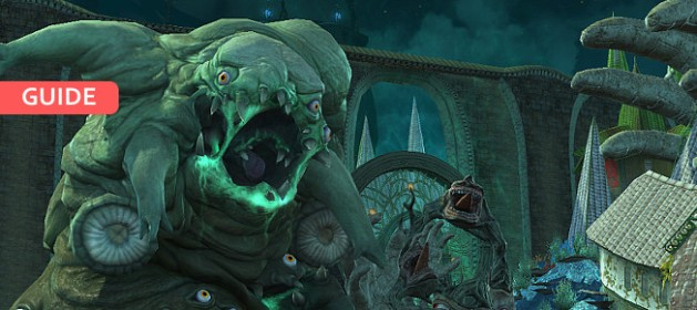 Nightmare Tide Dungeon Raid Guides Feature Image